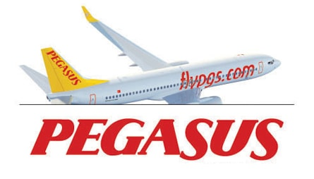 Image result for Pegasus Airlines png""