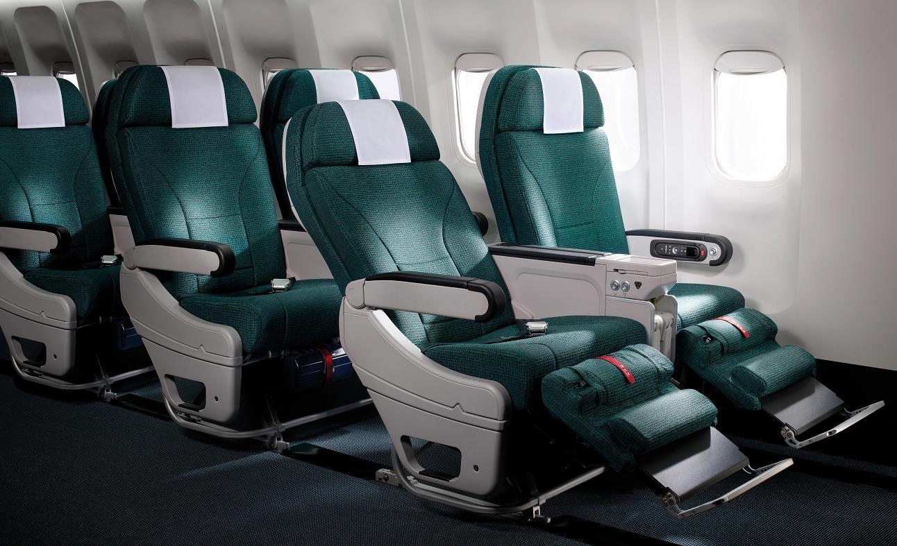 Cathay Pacific New Premium Economy Experience News